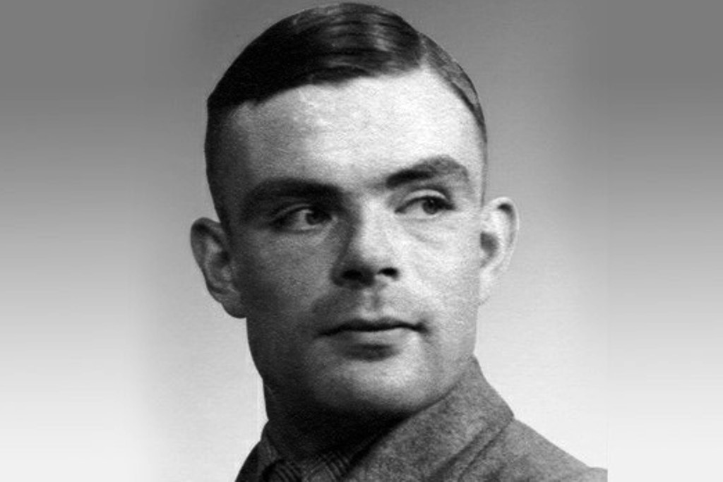 Alan Turing - code breaking genius